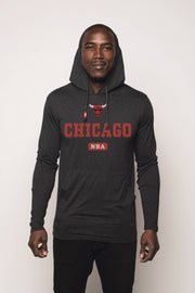 SPORTIQE CHICAGO BULLS GRAPHIC ROWAN SWEATSHIRT