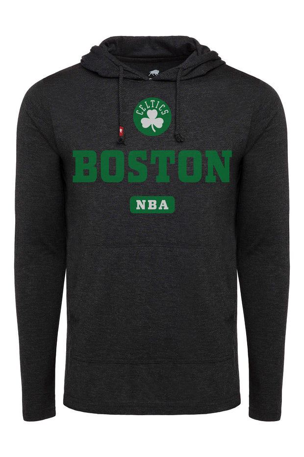 SPORTIQE BOSTON CELTICS GRAPHIC ROWAN HOODIE