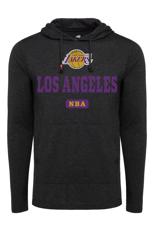 SPORTIQE LA LAKERS GRAPHIC ROWAN SWEATSHIRT