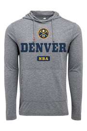 SPORTIQE DENVER NUGGETS GRAPHIC ROWAN HOODIE