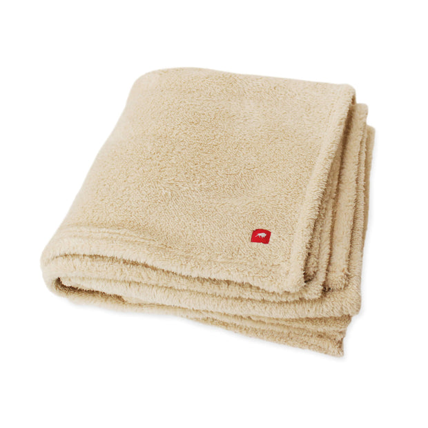 SPORTIQE SHERPA THROW BLANKET