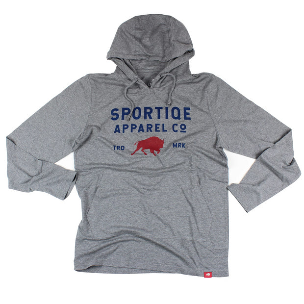 Sportiqe Everson Graphic Hoodie
