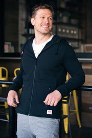 Sportiqe Men's Dempsey Zip-Up