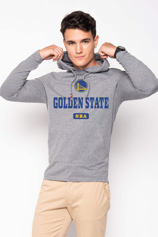 SPORTIQE GOLDEN STATE WARRIORS GRAPHIC ROWAN HOODIE