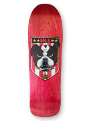 Hill Bulldog Retro Deck (250 qty Limited Top Graphic Series 2016)