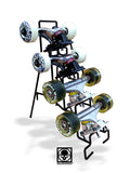 SkateHoarding® Trucks & Wheels Display Stand