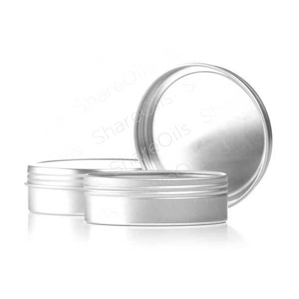 2 oz. Tin (2 PACK) - Containers - ShareOils