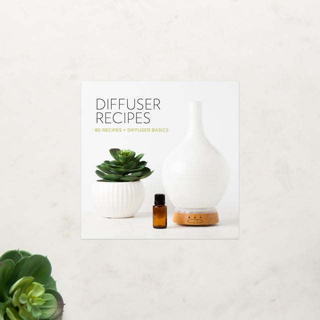 Diffuser Recipes Booklet - NEW!