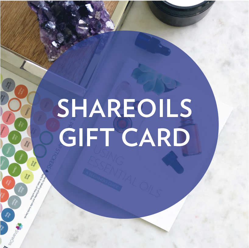 ShareOils Gift Card