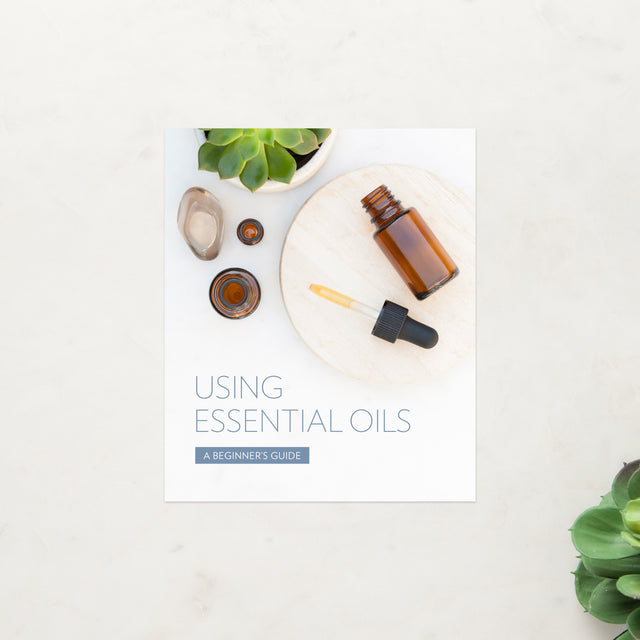 Using Essential Oils A Beginner's Guide