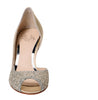 Sabreen antique peep toe wedding shoe