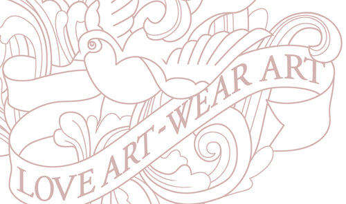 Love Art Wear Art