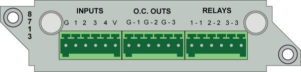 GPIO Module Card - CLOSE OUT