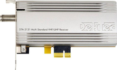 DekTec Multi-Standard VHF/UHF Receiver for PCI Express