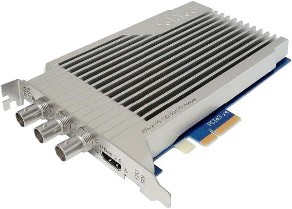 DekTec 12G-SDI PCIe HDMI 2.0 Adapter Card