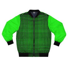 Load image into Gallery viewer, Neon Green Bomber