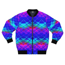 Load image into Gallery viewer, Outruns Bomber Jacket