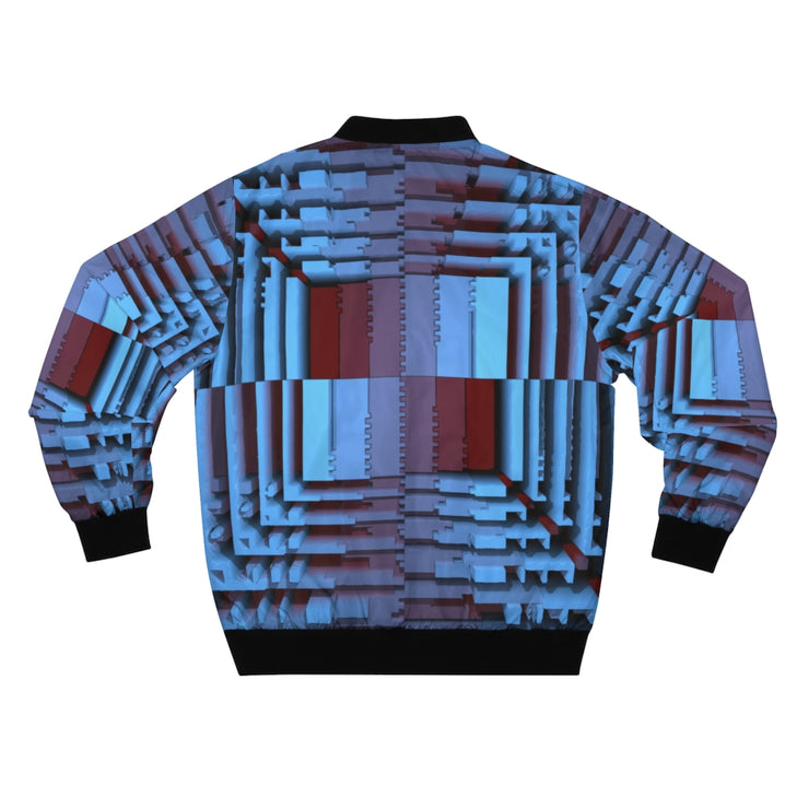 Getting Square BR Bomber Jacket