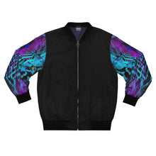 Load image into Gallery viewer, XStaticBlue Bomber Jacket