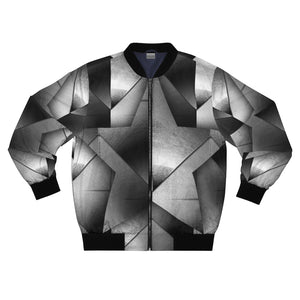 Silver Star Bomber Jacket