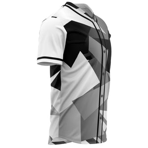 Baseball Jersey Black ´n White