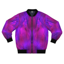 Load image into Gallery viewer, P2P Gaze Bomber Jacket
