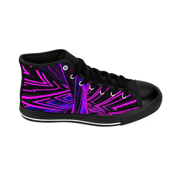 Category 5 High-top Sneakers