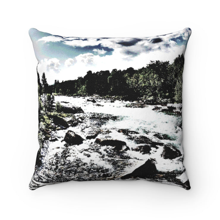 Nordic Scenery Pillow Case