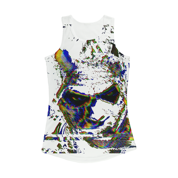 No kojin Women Performance Tank Top