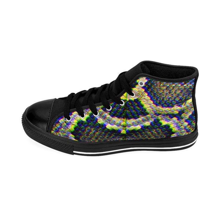 Snakers High-top Sneakers