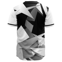 Load image into Gallery viewer, Baseball Jersey Black ´n White