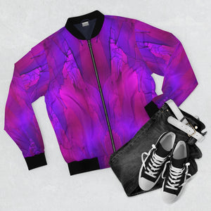 P2P Gaze Bomber Jacket