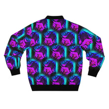 Load image into Gallery viewer, Hexy 3D Bomber Jacket