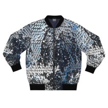 Load image into Gallery viewer, Artist Impression Bomber Jacket