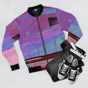 Color Chaos Bomber Jacket