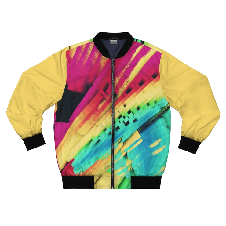 Rainbow 7 Bomber Jacket