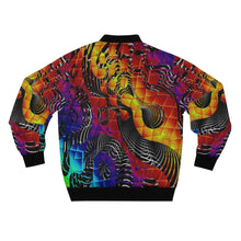 Load image into Gallery viewer, Rainbow 7t2 Bomber Jacket
