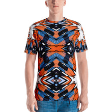 Load image into Gallery viewer, All over t shirt print Union Jack impression