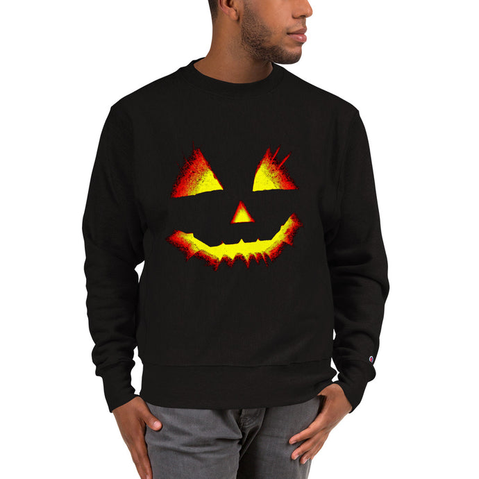 Champion Sweatshirt Halloween Treat - Sciarosu