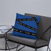 Cushion for the brave - Sciarosu