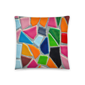 Mozaic cushion