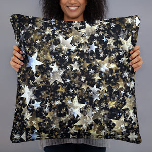 Christmas Starry Pillow