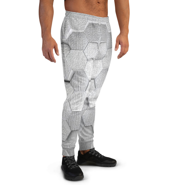 Joggers Silver hex