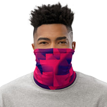 Load image into Gallery viewer, Neck Gaiter PinkArt