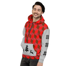Load image into Gallery viewer, Uni-sex(ual) Christmas HoHoHoodie