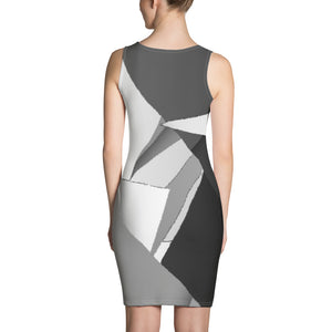 Sublimation Cut & Sew Dress - Sciarosu