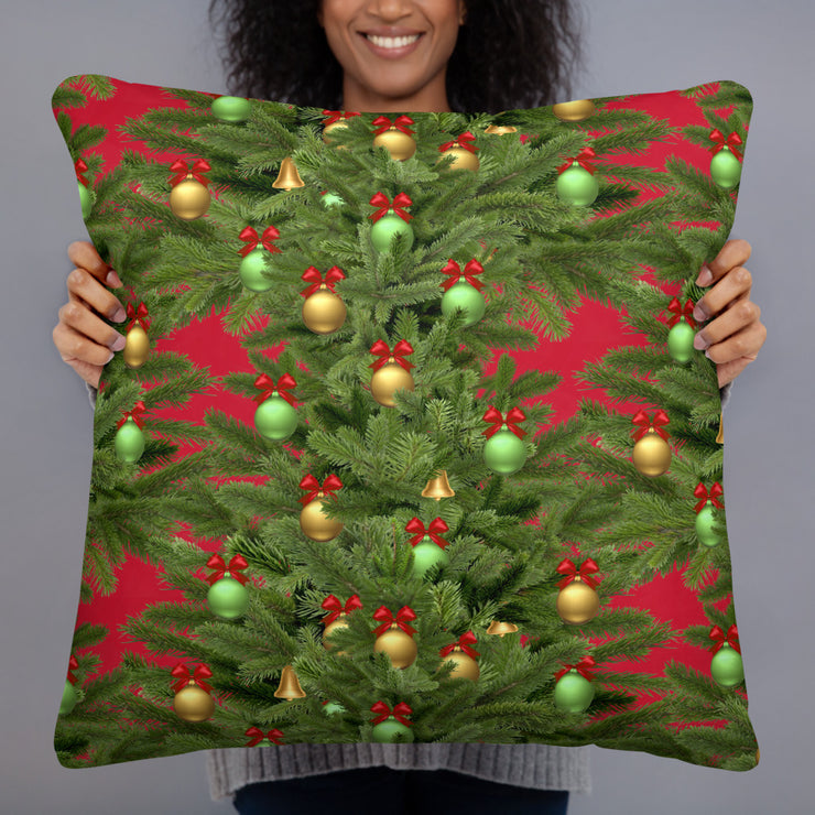 Jingle balls Pillow