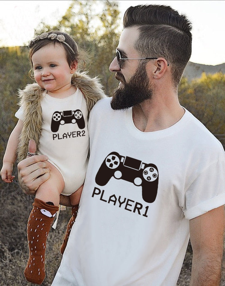 Daddy child gamers