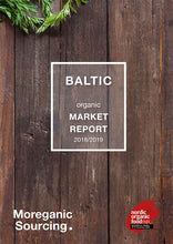 Load image into Gallery viewer, Baltic Organic Market Report v 1.0 - 2018 - Morganic Sourcing