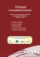 Swedish Organic Food Market 2013 - Ekoweb - free download